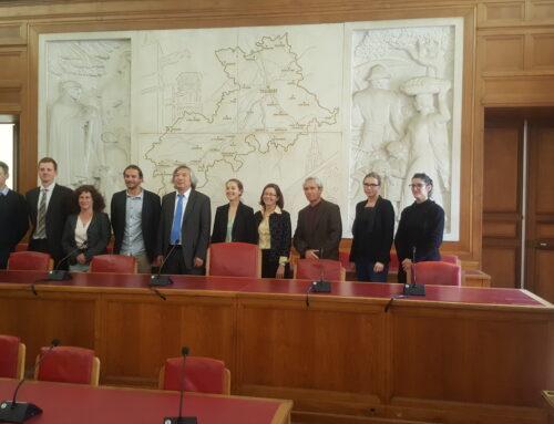 Matinée d'accueil des 13 lauréat.e.s du programme #Mopga en région Occitanie