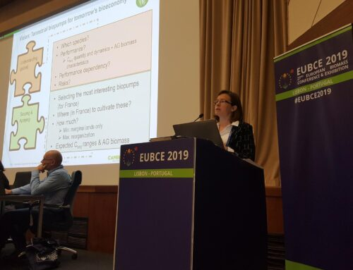 Cambioscop work at the EUBCE2019 conference in Lisbon
